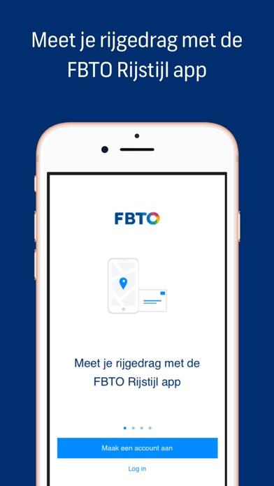 FBTO Rijstijl App screenshot #1