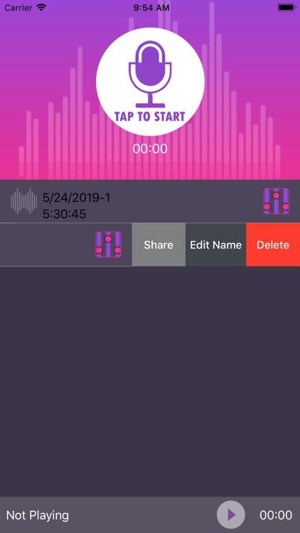 Voice Recorder°