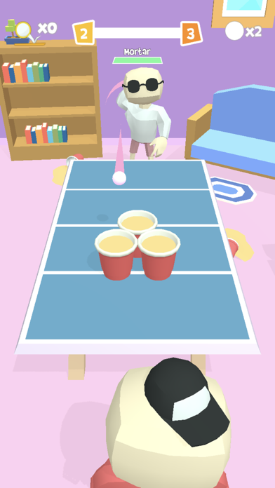 Pong Party 3D screenshot 3
