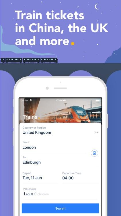 Trip.com: Flights & Hotels screenshot-5