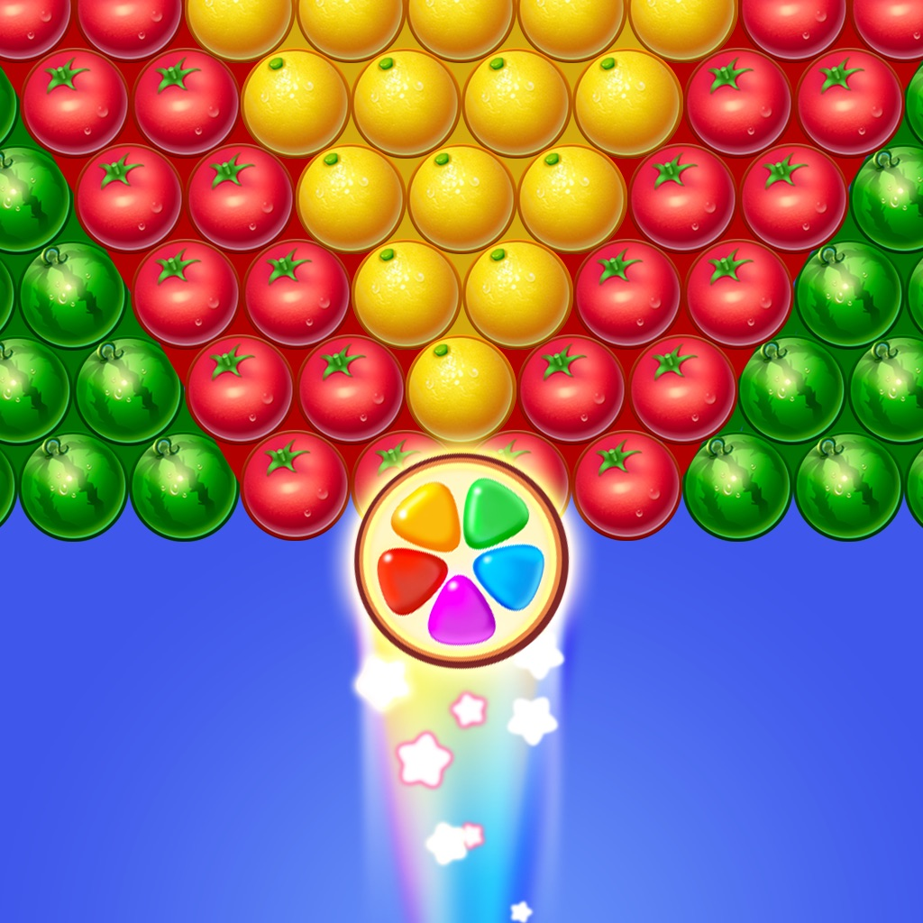 Shoot Ball Fruit Splash