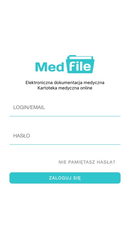 Medfile Dokumentacja Medyczna