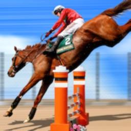 Horse Riding Racing Rally