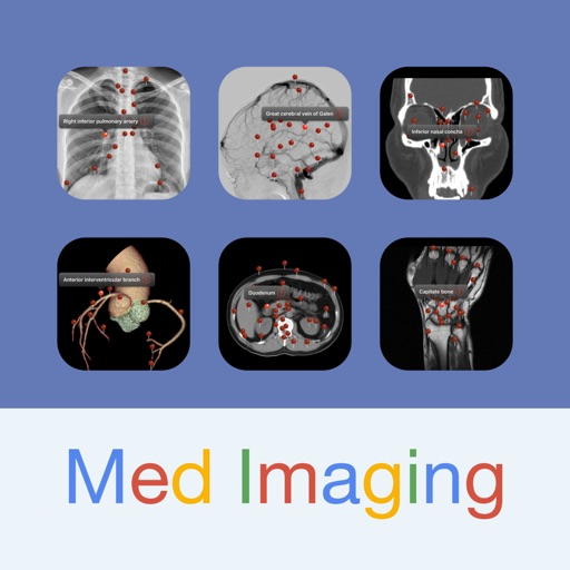 MedImaging-Radiology Made Easy