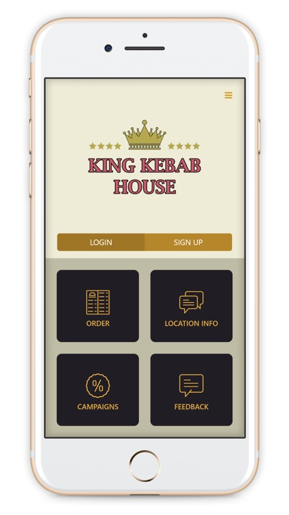 King Kebab House screenshot-0