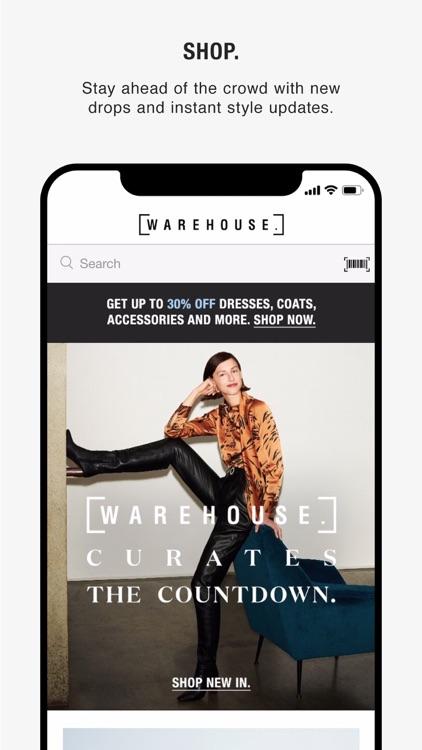 Warehouse Fashion screenshot-0