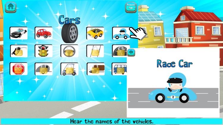 Car Games For Toddlers FULL screenshot-6