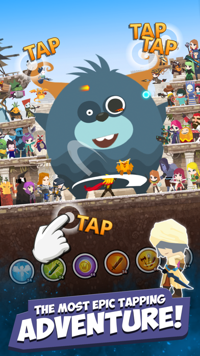 Tap Titans 2 by Game Hive Corp  (iOS, United States