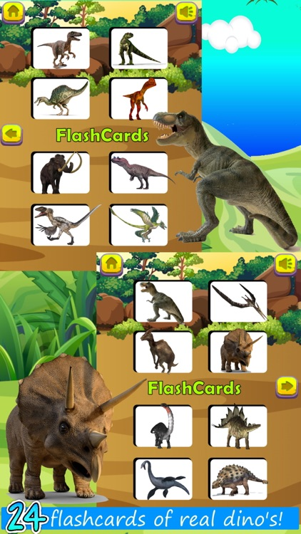 Dinosaur games for all ages screenshot-3