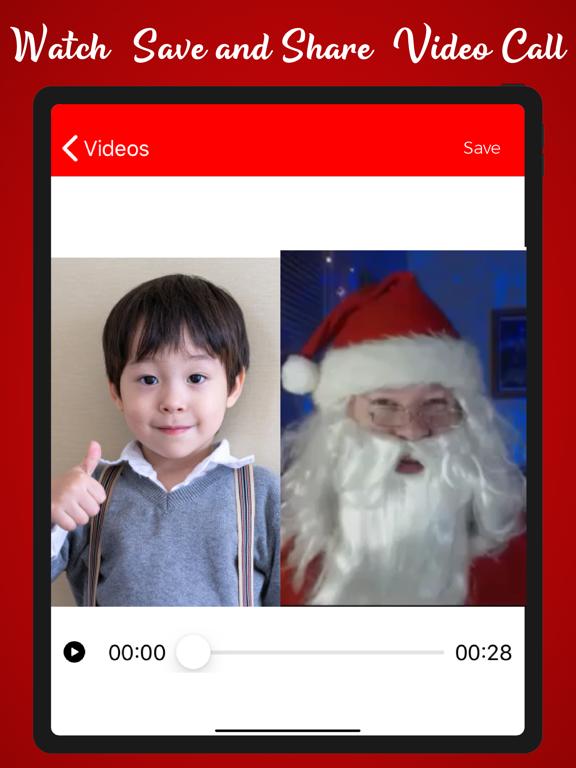 Video Call to Santa screenshot 7