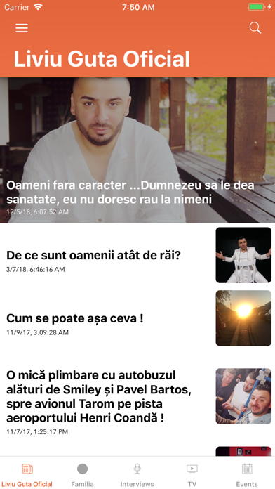 Liviu Guta screenshot two