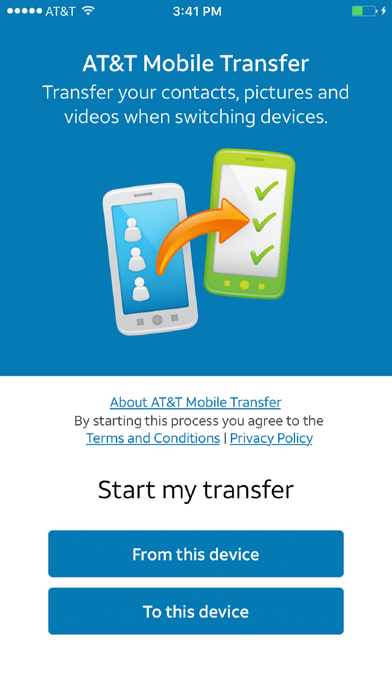 download AT&T Mobile Transfer apps 3