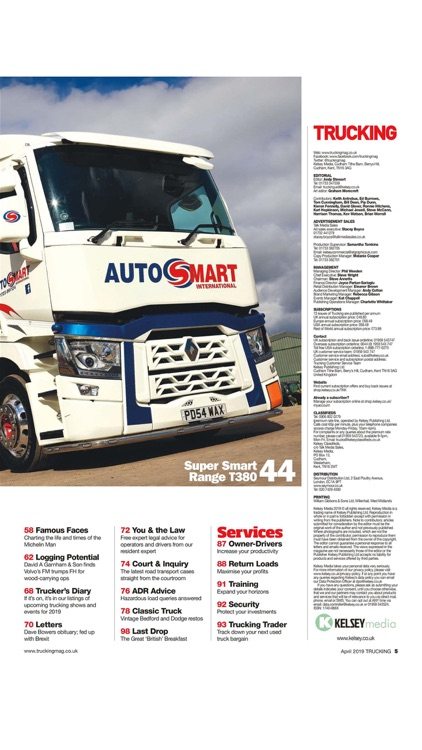 Trucking Magazine screenshot-4