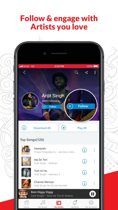 Top Five Wynk Music App Download For Windows Phone - Circus