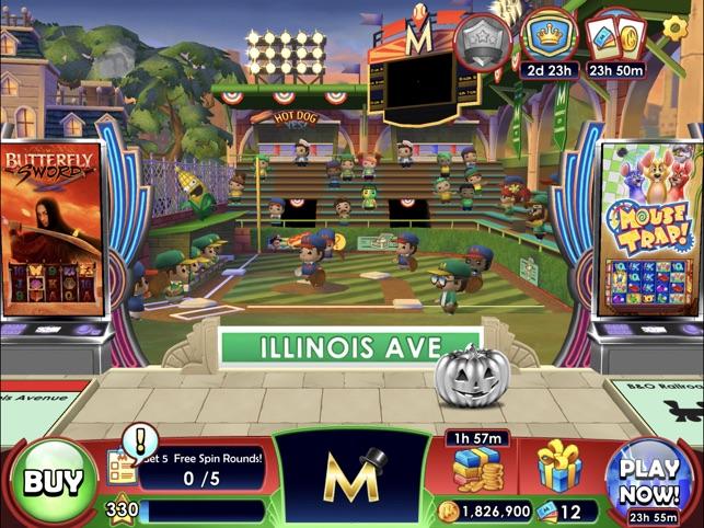 monopoly slots 1.22 mod apk