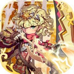 ひっぱり アクション RPG - フィンガーナイツクロス