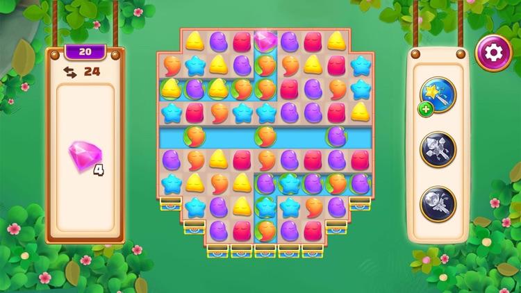 Royal Garden Tales - Match 3! screenshot-5