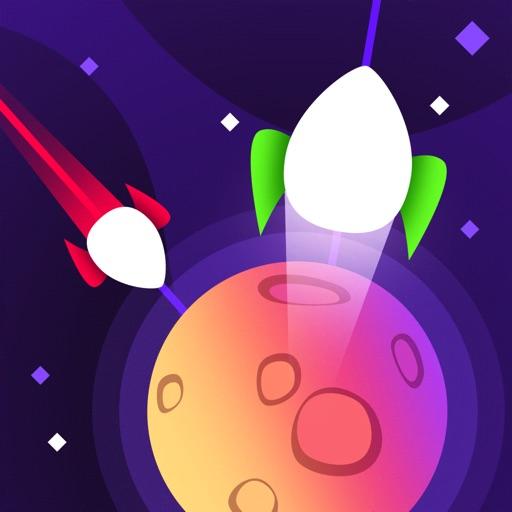 Orbit Gravity - planet jump