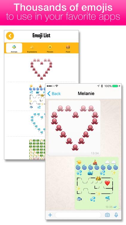 Emoji - Keyboard screenshot-3