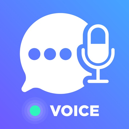 Voice Translator App. app logo