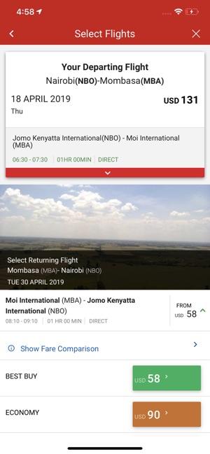 Kenya Airways on the App Store