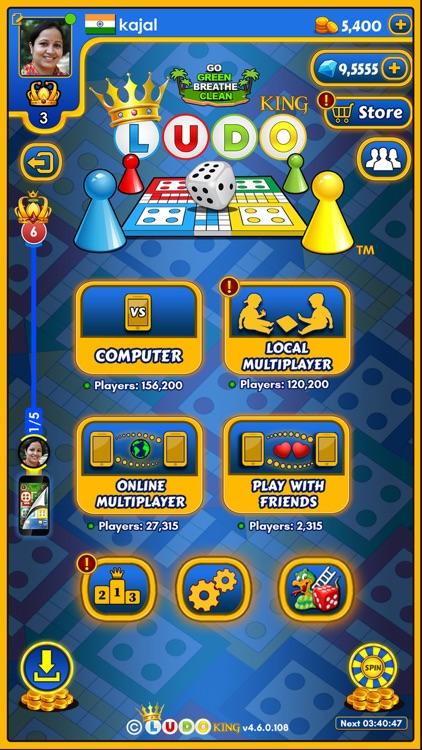 Ludo King screenshot-8