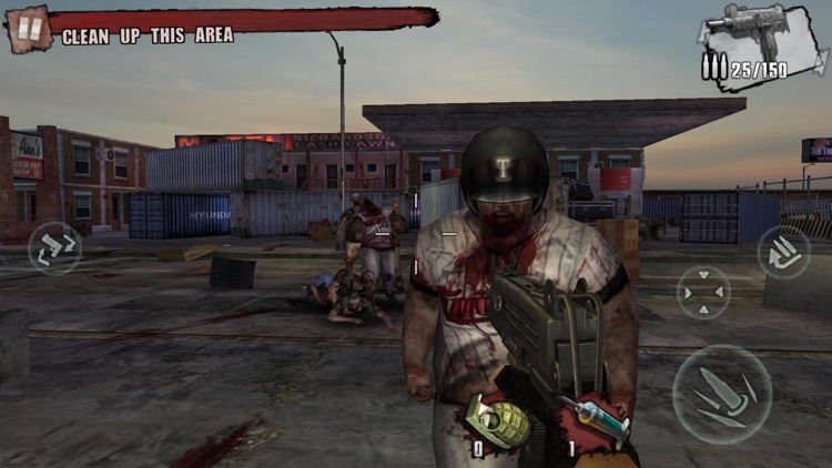 Zombie Frontier 3: Sniper FPS screenshot-8