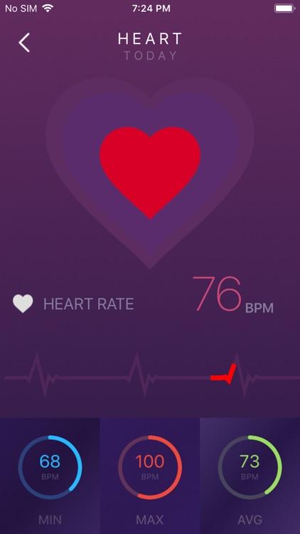 Mi Band App for HRX, 2 & 3 screenshot-7