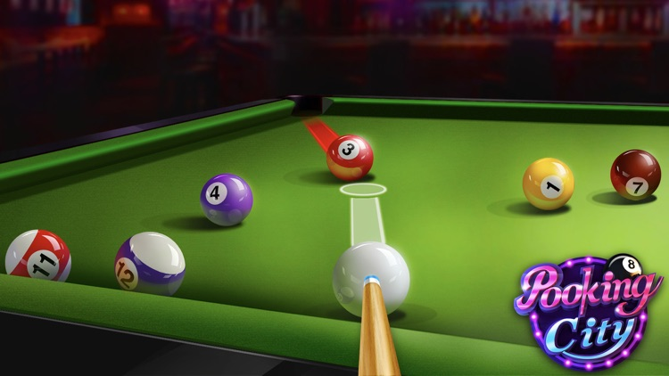 Pooking - Billiards City screenshot-5