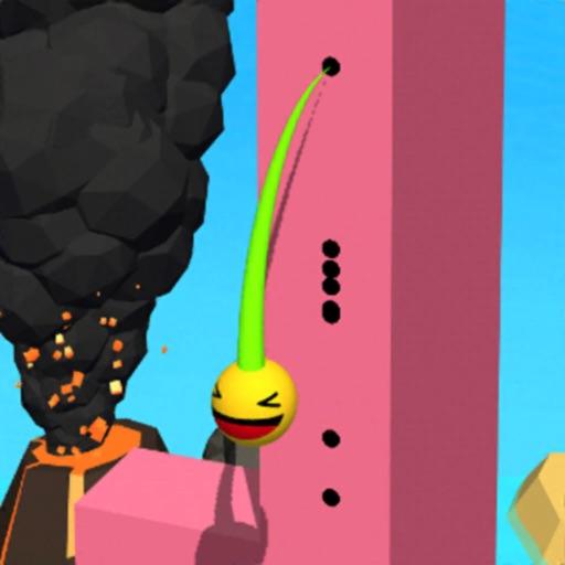 Swing Balls 3D : Pokey Hole