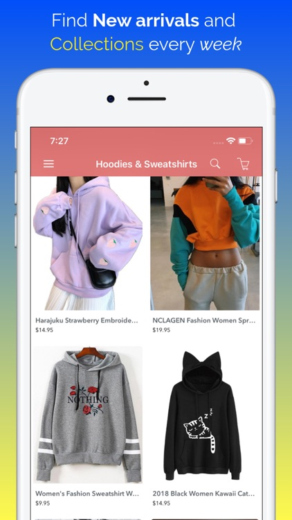 Women's Clothing Online Store screenshot-4
