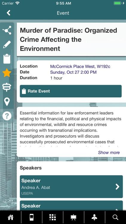 IACP Events