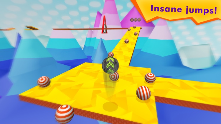 Iron Ball Ride screenshot-3