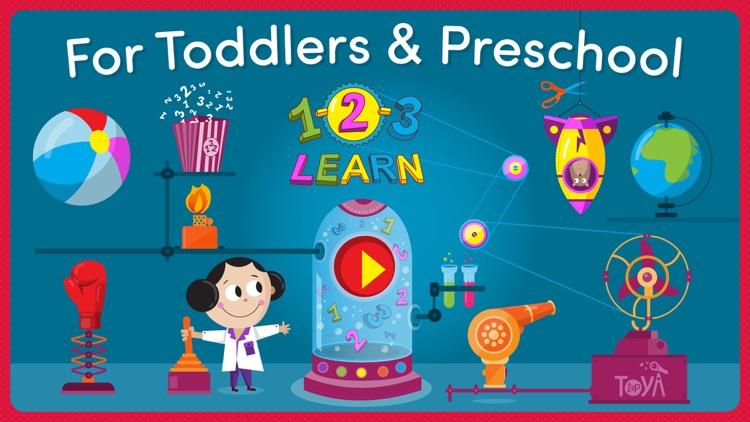 123 Preschool kids math  FULL screenshot-4