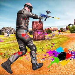 New Paintball Shooting 2020 3D