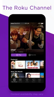 Roku iphone images