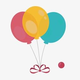 气球-砰砰砰