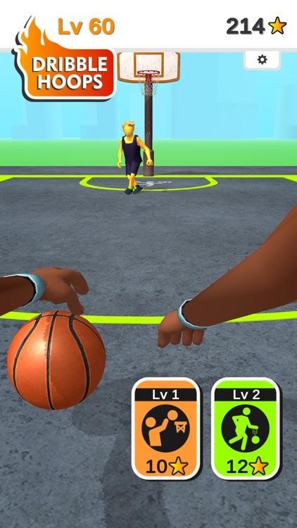 Dribble Hoops screenshot-6