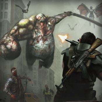 Mod Menu Hack] [ARM64] MAD ZOMBIES: Shooting Game 3D Cheats v5 20 2
