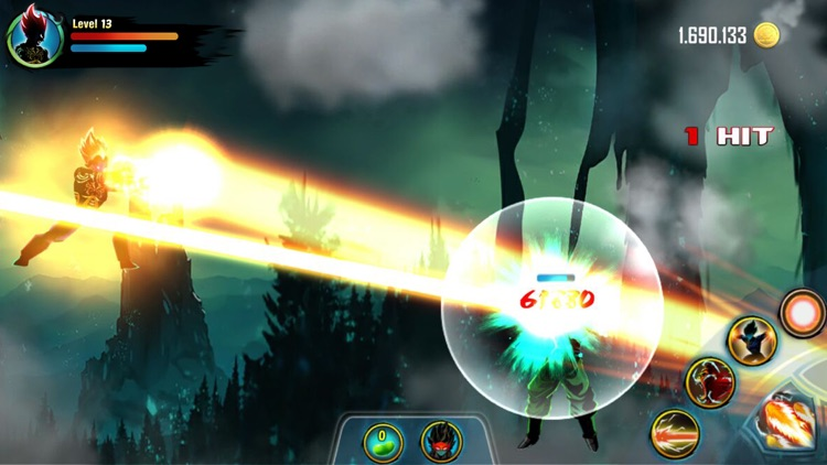 Dragon Shadow Battle 2 Warrior screenshot-4