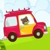 車のゲーム:子供のためのレース - iPhoneアプリ