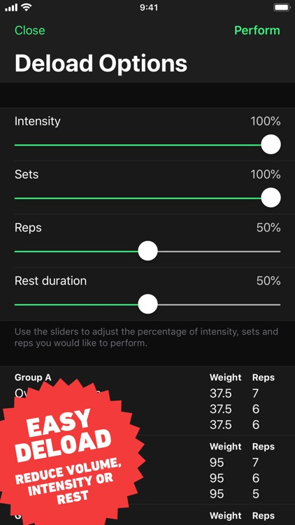 HeavySet - Gym Workout Log screenshot-8