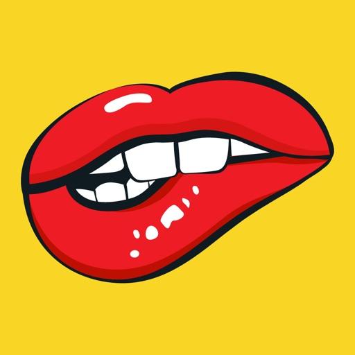 Trendy Emojis Stickers Pack