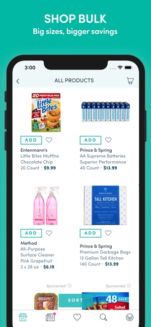 Boxed: Bulk Quality Essentials on the App Store