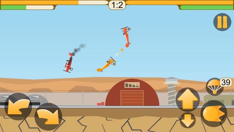 Hit The Plane - Bluetooth Game screenshot-3