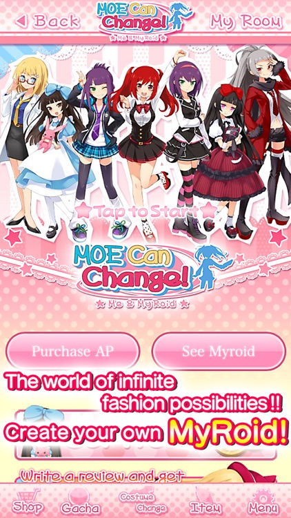 MOE Can Change! -Me & MyRoid-