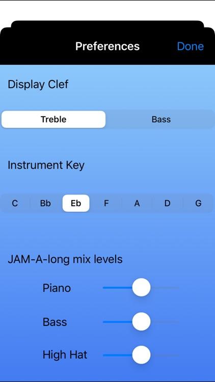 iImprov - The Minor II V screenshot-3
