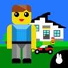 积木创造世界-建造拼装益智像素游戏