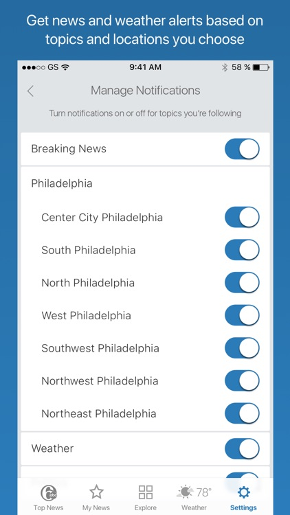 6ABC Philadelphia screenshot-4