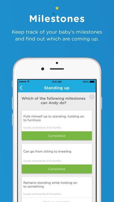Kinedu: Baby Development App app image